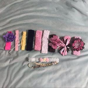 Infant Headband Bundle